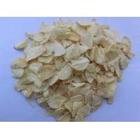 DRIED GARLIC FLAKES NEW CROP(with root) Manufactures