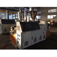 Water Supplying Plastic Pipe Extrusion Line , Pvc Pipe Extrusion Machine Manufactures