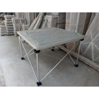 Portable  Movable Stage Platform  T6082-T6 / plywood For Concert Manufactures