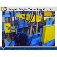 Chain Transmission Steel Glazed Tile Forming Machine for Public Building Manufactures