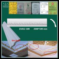 Hot sale high quality Chinese interior decorative gypsum cornice Manufactures