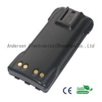 China JMNN4024Two way radio battery for Motorola EX500 EX600 GL2000 GP328Plus GP344 GP388 GP644 Anderson on sale