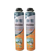 China 750ML B2 Fire Rated Polyurethane Foam High Temperature Resistance on sale