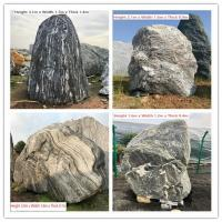 Natural Stone Boulders with Words,Landscaping Stone Boulders,Garden Decor Stone Boulders,Granite Rocks,Yard Stone Manufactures