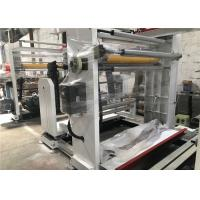 China Precise 8 Color Rotogravure Printing Machine Feeding Controlled By Six Cylinders on sale