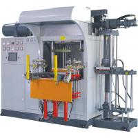 Electronic Horizontal Rubber Injection Molding Machine 60 Hz 2500 Injection Volume High Output Manufactures
