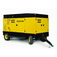 China Low Operational Cost High Fuel Autonomyportable Atlas Copco Air Compressors on sale