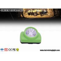 Buy cheap Green Led Mining Headlamp , Brightest Explosive Proof Underground Tunnel Headlights from wholesalers