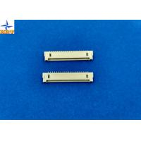 1.25mm Pitch right angle Wafer Connector, DF14 wire connector, side entry type shrouded header Manufactures