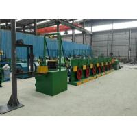 Black Annealed Wire Rod Drawing Machine Low Noise Operation High Productivity Manufactures