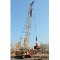 China Multi-function Hydraulic Crawler Crane High Power Engine Proportional Control on sale
