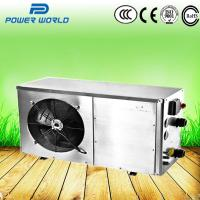 China Air source heat pump for swimming pool use 21 KW on sale
