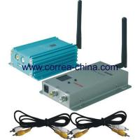 2.4GHz 2000mW wireless AV transmitter receiver Manufactures