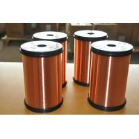 China Polyesterimide Enameled Copper Wire Insulated Type For Transformers / Motors on sale