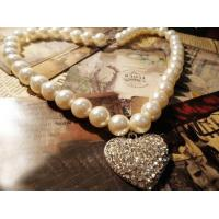 Fashion Crystal Necklace (XL09106-1) Manufactures