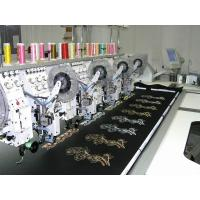 HY-912 Automatic Mixed Embroider Machines, High Speed Embroidery Machine Manufactures
