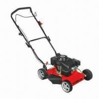 Quality 139cc Gasoline Lawn Mower with 2.5kW Maximum Power and 460mm Cutting Width for sale