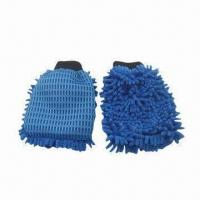 Chenille 2-in-1 Car Wash Mitts, Designed to Clean Delicate Finish Manufactures