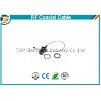 UFL / IPEX Double Shielded Coaxial Cable For Professional Wireless Solution Manufactures