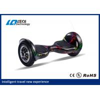 10 Inch Self Balancing Self Balancing Electric Scooter Board , 10 Inch Balance Scooter Manufactures