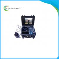 China Support GPS / G-Sensor Portable DVR Recorder With PTZ IR Camera , CCTV LCD Monitor on sale