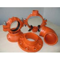 Ductile Iron Grooved Fittings (SC06006) Manufactures