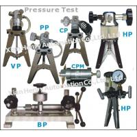 Hand Pump Test Vacuum and Pressure Henry Manufactures