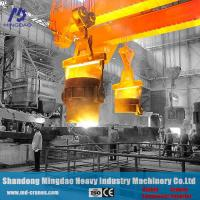 2018 New Type 20 Ton Overhead Crane Manufacturer For Molten Metal Casting Workshop Manufactures