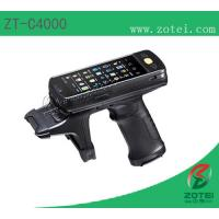 Hand-held reader/writer ZT-C4000 Android Series,Supports 1/2D barcode and RFID,LF,HF,UHF Manufactures