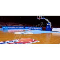 China Flexible P16 Stadium Perimeter LED Display , Outdoor Full Color LED Display Boards on sale