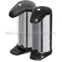 China Large Capacity S/s Automatic Hand Sanitizer Dispensers on sale
