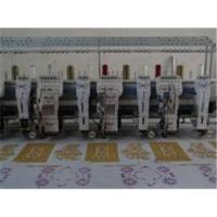 China Coiling Mixed Computerized Embroidery Machine on sale