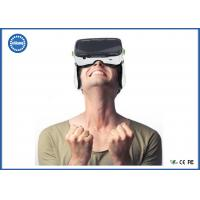 5.5Inch - 6.0 Inch Phone Virtual Reality Game Headset Headset Android / IOS Supported Manufactures