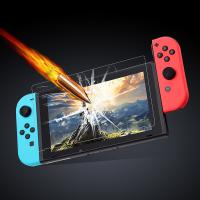 Transparent Protective Film Nintendo Switch Parts for Tempered Glass Protector Manufactures