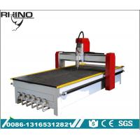 Steel Structure CNC Wood Router Table , High Power 1530 Wood Cutting Router Machine Manufactures
