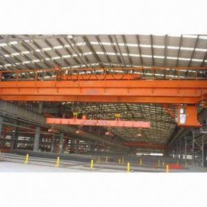10+10 to 13.5+13.5T Revolving Electromagnetism Hanger Bridge Crane in Steel Mill Shipyard Port Manufactures
