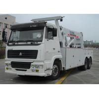 XCMG Wrecker Breakdown Truck , Special Purpose Vehicles 7600kg Manufactures