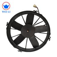 100PA Static Pressure Condenser Fan For Universal Bus Air Conditioner with Low Noise Manufactures