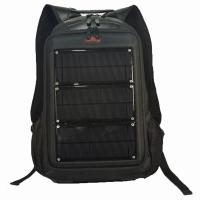 Custom Outdoor Backpacking Solar Battery Charger 8W For Cell Phones Manufactures