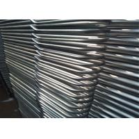 Hot selling design steel barricade crowd control barrier made in China Manufactures