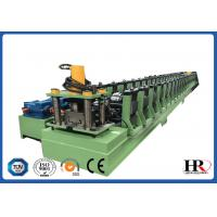 Full Automatic Galvanized Steel Door Frame Cold Roll Forming Machine Manufactures