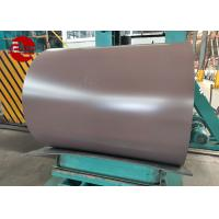 Waterproof PPGI / PPGL Color Coated Galvanized Corrugated Metal Roofing Sheet Manufactures