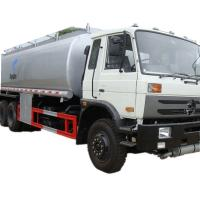 Customized Dongfeng RHD 210hp diesel fuel tanker transported truck for sale, HOT SALE! Manufactures