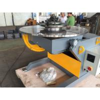 1200kg Loading Capacity Welding Rotary Positioner 1200mm Table Manufactures