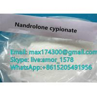 Nandrolone Cypionate 99.8% purity CAS 601-63-8 Muscle Gaining Quick Effects 99% Assay Manufactures