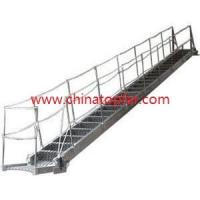 Buy cheap Marine accommodation ladder, wharf ladder, rope ladder,ship embarkation ladder from wholesalers
