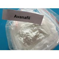 Avanafil Male Enhancement Steroids Raw Powder Male Sexual Dysfunction Treatment CAS 330784-47-9 Manufactures