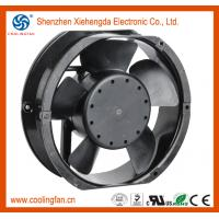 China 172x172x51mm 12V 24V 48V wall mount kitchen exhaust fan on sale