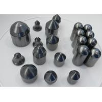 China Customized Tungsten Carbide Pins , Tungsten Carbide Inserts For Roller on sale
