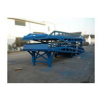 12 ton Movable hydraulic truck loading ramp /Forklift ramp/Hydraulic truck loading ramp Manufactures